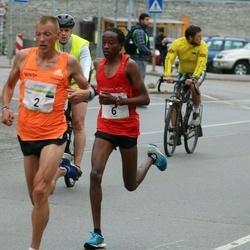 Tallinna Maraton - Roman Fosti (2), Nicholas Mulinge Makau (6)