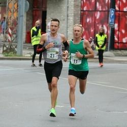 Tallinna Maraton - David Nilsson (11), Janis Viskers (21)