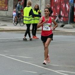 Tallinna Maraton - Aicha Bani (14)