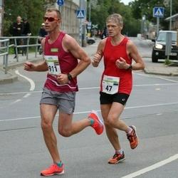 Tallinna Maraton - Alvar Viikmäe (47), Guntis Grinvalds (2911)