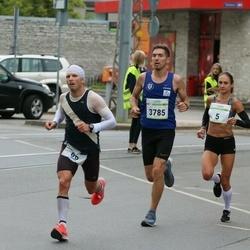 Tallinna Maraton - Kaisa Kukk (5), Steven Rehelem (3785)