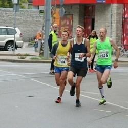 Tallinna Maraton - Dmitrii Semenov (144), Pärtel Piirimäe (2876)