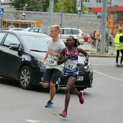 Tallinna Maraton - Ruth Matebo (87), Jurgen Soo (139)