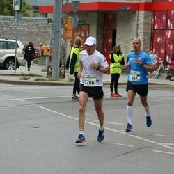Tallinna Maraton - Tarmo Kaisla (107), Argo Kerner (3786)