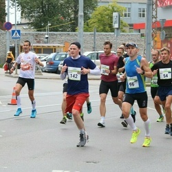 Tallinna Maraton - Mait Miller (96), Samuel Austen (142)