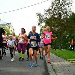 Tallinna Sügisjooks - Lii Matteus (3239), Berith Reilson (3436), Minna Raun (3946), Regina Märtin (5160)