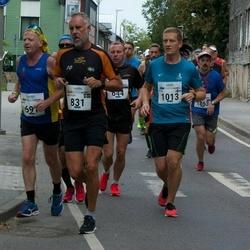 Tallinna Maraton - Aarne Nõmberg (644), Olli Ekholm (1013)
