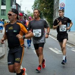 Tallinna Maraton - Igor Suvorov (296), Carl-Hans Sammel (924)