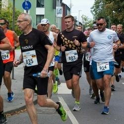 Tallinna Maraton - Aap Allmägi (803), Hubert Kosla (914)