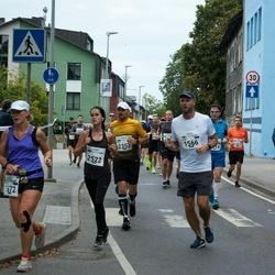 Tallinna Maraton - Tarmo Miil (1566), Reimo Kivi (2357), Birgitti Pilvet (2522)
