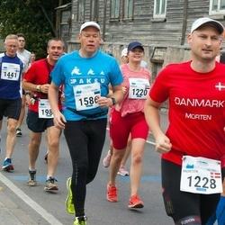 Tallinna Maraton - Annija Brante (1220), Aadi Remmik (1586)