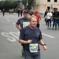 Tallinna Maraton - Johannes Kotkavirta (1632), Ari-Pekka Paavola (2267)
