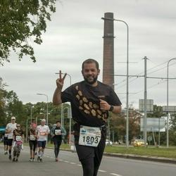 Tallinna Maraton - Amit Joshi (1803)
