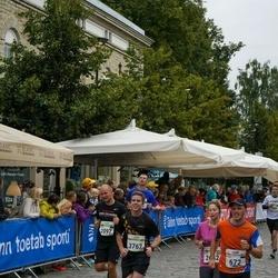 Tallinna Maraton - Romet Sutt (672), Brandon Belcher (3767)