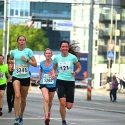 Tallinna Sügisjooks - Brit Rammul (121), Annika Koitmaa (3346), Verena Radinger-Peer (5265)