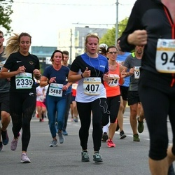 Tallinna Sügisjooks - Kaidi Kruusmaa (407), Krete Kuusmann (2339), Annica Karlson (5488)
