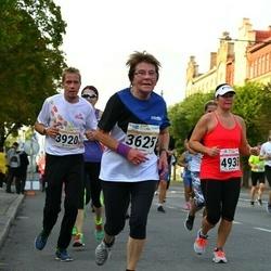 Tallinna Sügisjooks - Liis Lille (3625), Arne Lossev (3920), Anneli Valge (4935)