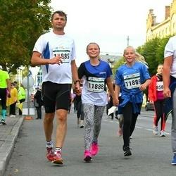 Tallinna Sügisjooks - Heido Peterson (11885), Emilia Peterson (11888), Adeele Adamberg (11889)