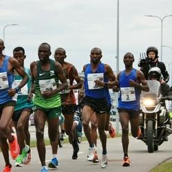 Tallinna Maraton - Joseph Kyengo Munywoki (3), Bernard Kitur (7)