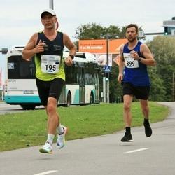 Tallinna Maraton - Karre Lauring (195), Artur Taivere (399)