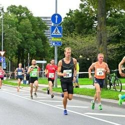 Tallinna Maraton - Bert Tippi (39), Andrus Lein (41)