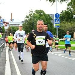 Tallinna Maraton - Arlyn Mitt (337), Rein Tamm (951)