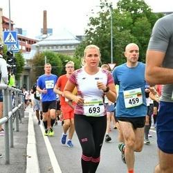 Tallinna Maraton - Christian Hase (459), Eva-Maria Vaher (693)