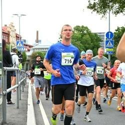 Tallinna Maraton - Anatoli Šuvalov (713), Raul Mändla (716), Kai Hansen (916)
