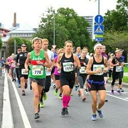Tallinna Maraton - Judith Baum (770), Anneli Tammiksalu (1797), Birgit Sinisalu (1995)