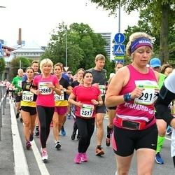 Tallinna Maraton - Anais Arnout (2517), Jana Nosova (2860)