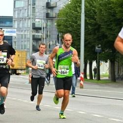 Tallinna Maraton - Björn Puna (364), Priit Alekask (2646)