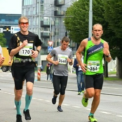 Tallinna Maraton - Renee Kulbas (170), Björn Puna (364), Priit Alekask (2646)
