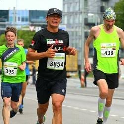 Tallinna Maraton - Endre Varik (395), Guntars Revelins (438), Tarmo Lillsoo (3854)