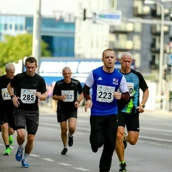 Tallinna Sügisjooks - Tarvo Räni (223), Andero Toomik (280), Arnis Ševelkovs (285)