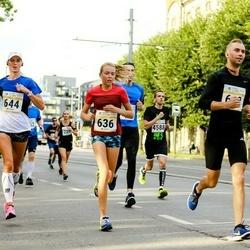 Tallinna Sügisjooks - Adele Tamberg (636), Külli Sizask (644), Indrek Guitor (4588)