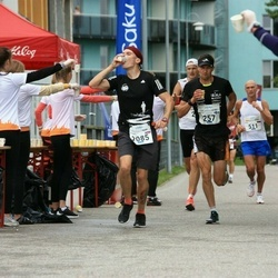 Tallinna Maraton - Arttu Aaltonen (257), Sergei Nalkin (2085)