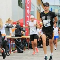 Tallinna Maraton - Sander Lepik (221), Arttu Aaltonen (257)