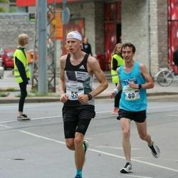 Tallinna Maraton - Jaanus Kallaste (55), Vladimir Morgun (80)