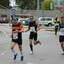 Tallinna Maraton - Kristjan Ööpik (79), Saku Kirkkopelto (158), Dmitri Beljakov (244)