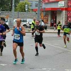 Tallinna Maraton - Andreas Gabler (177), Gökmen Zengin (1395)