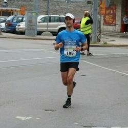 Tallinna Maraton - Madis Tammekänd (196)