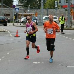 Tallinna Maraton - Liam Culliford (161), Taavi Kala (173)