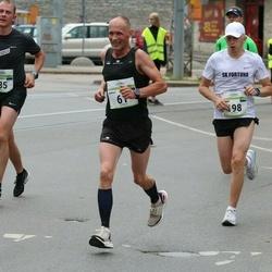 Tallinna Maraton - Jaanus Pedak (61), Mikk Tiidemann (198)