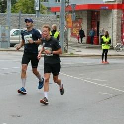 Tallinna Maraton - Märt Sildvee (286), Tristan Pugi (293)