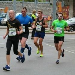 Tallinna Maraton - Pavel Gavrenkov (172), Panu Soitso (216)
