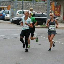Tallinna Maraton - Kadri Maasik (165), Birgit Kasela (298)