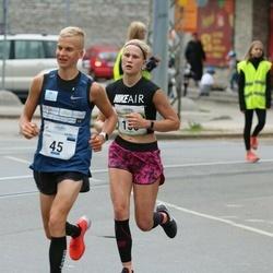 Tallinna Maraton - Jürgen Külm (45), Stella-Maria Samm (186)