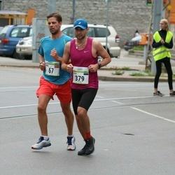 Tallinna Maraton - Henrik Hamborg (67), Leonid Homin (379)