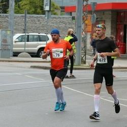 Tallinna Maraton - Martin Maasik (76), Alari Remmelg (3672)