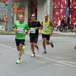 Tallinna Maraton - Kristo Kokk (99), Igor Andreichenko (3723), Joachim Wunsch (3855)